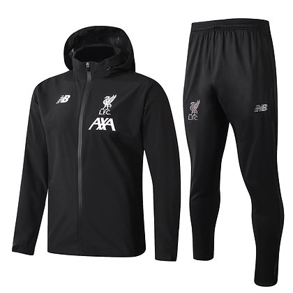 Set Antivento Liverpool - Black