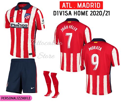 Divisa Home Atletico Madrid 20/21