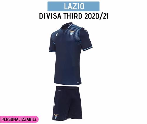 Divisa Third Bambino Lazio 20/21