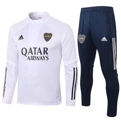 Tuta Training Boca Juniors 2021 - White