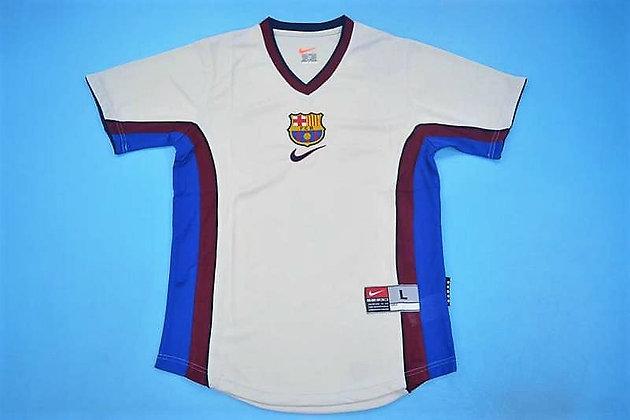 Maglia Storica Barcellona Away 98-99