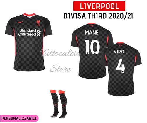 Divisa Third Liverpool 20/21