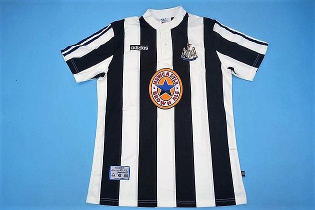 Maglia Storica Newcastle Home 96/97