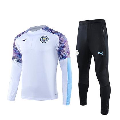 Tuta Training Manchester City - Blue/White