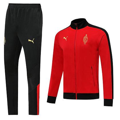 Tuta 120 Anni Milan - Limited Edition - Red/Black