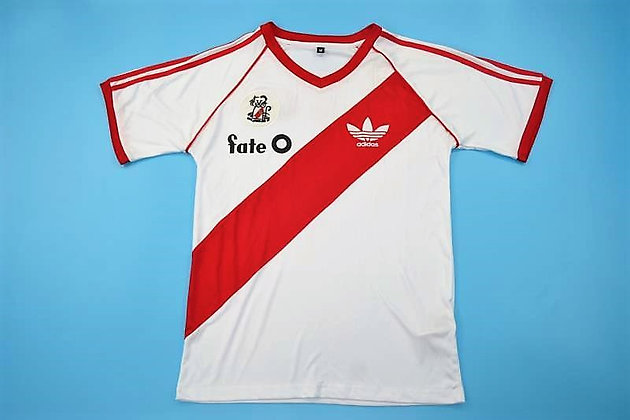 Maglia Storica River Plate Home 86/87 Libertadores Winner