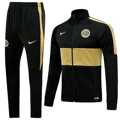 Tuta Rappresentanza Inter - Black/Gold