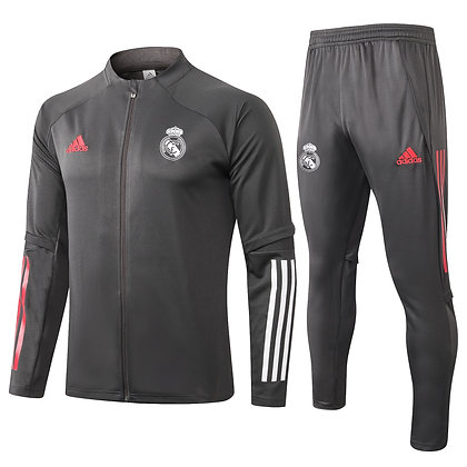 Tuta Rappresentanza Real Madrid 2021 - Gray