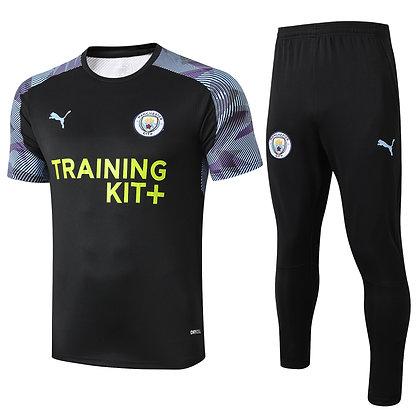 Set Training Manchester City - Black