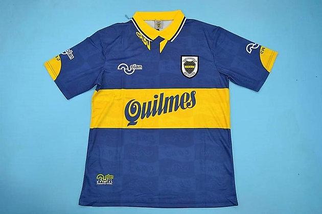 Maglia Storica Boca Juniors Home 95/96