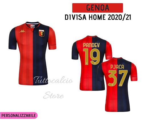 Divisa Home Genoa - 20/21