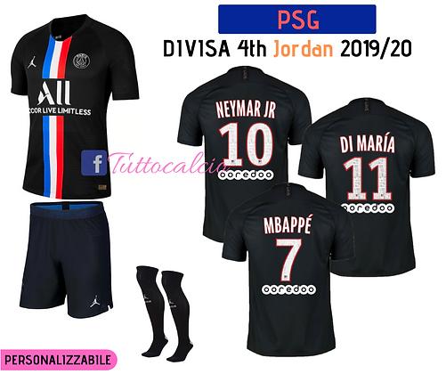 Divisa 4th - Jordan Edition PSG 19/20