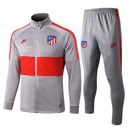 Tuta Rappresentanza Atletico Madrid - Gray/Red