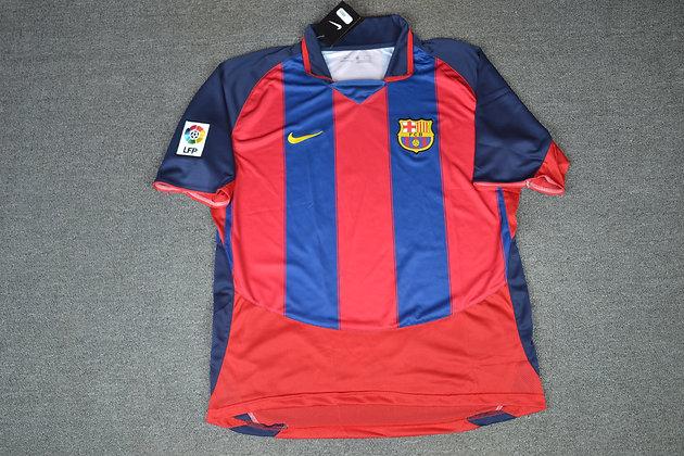 Maglia Storica Barcellona Home 03-04