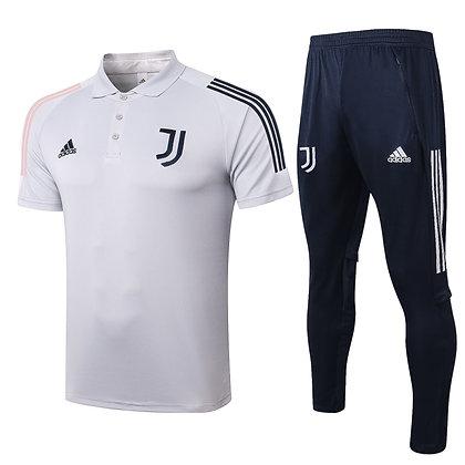 Set Polo *Sportive* - White/Black