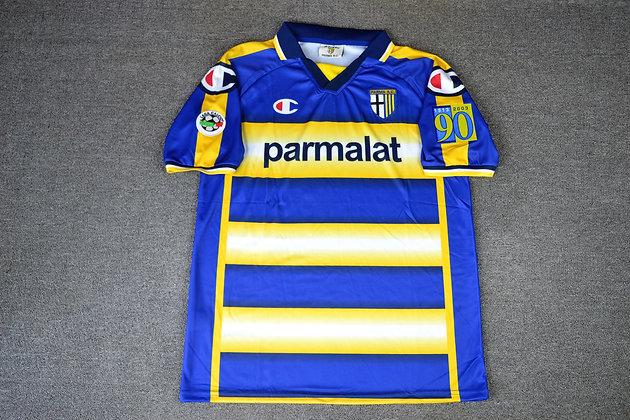 Maglia Storica Parma Home 03/04