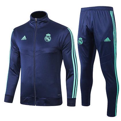 Tuta Rappresentanza Real Madrid - Blue Navy
