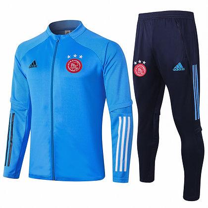 Tuta Rappresentanza Ajax 2021 - Light Blue/Navy