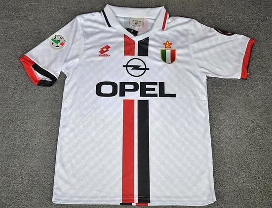 Divisa Storica Milan Away 95-96