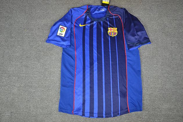 Maglia Storica Barcellona Away 04-05