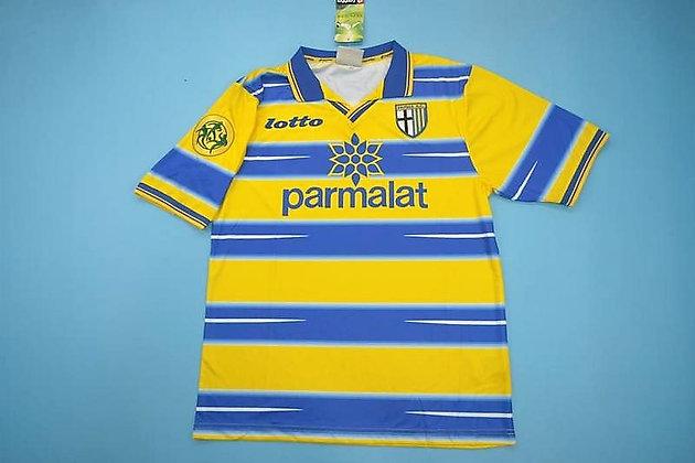 Maglia Storica Parma Home 98/99