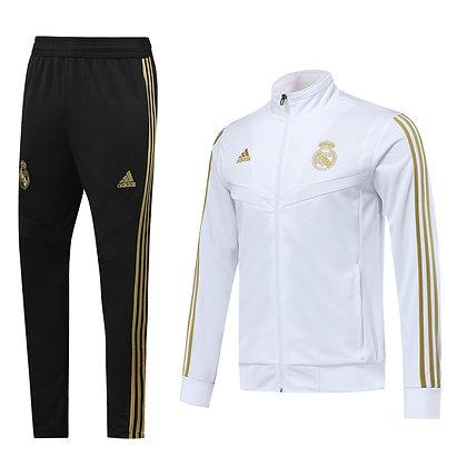 Tuta Rappresentanza Bambino Real Madrid - Black/White