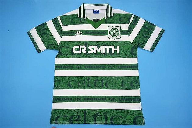 Maglia Storica Celtic Home 95/96