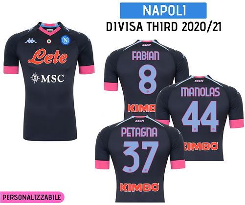Divisa Third Napoli 20/21