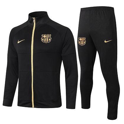 """Tuta """"Luxury"""" Barcellona 2021 - Black/Gold"""