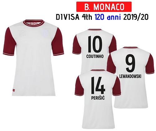Divisa 4th - 120 Anni - Bayern Monaco 19/20