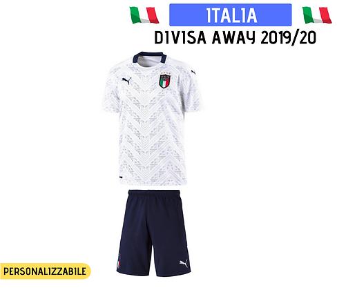 Divisa Away Italia 19/20