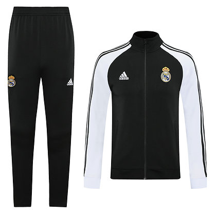 Tuta Rappresentanza Real Madrid - Black