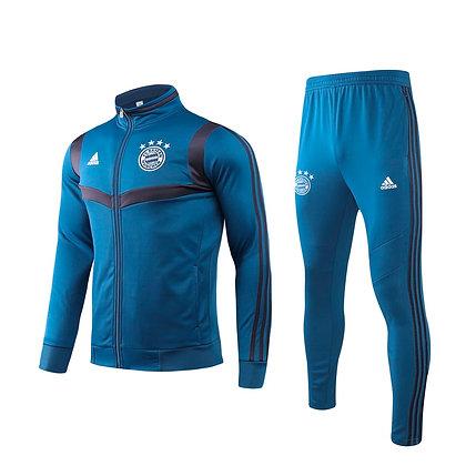 Tuta Rappresentanza Bayern Monaco - Blue