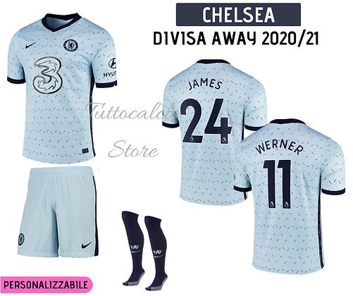 Divisa Away Chelsea 20/21