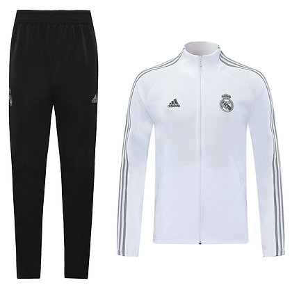 Tuta Rappresentanza Real Madrid - Black/White