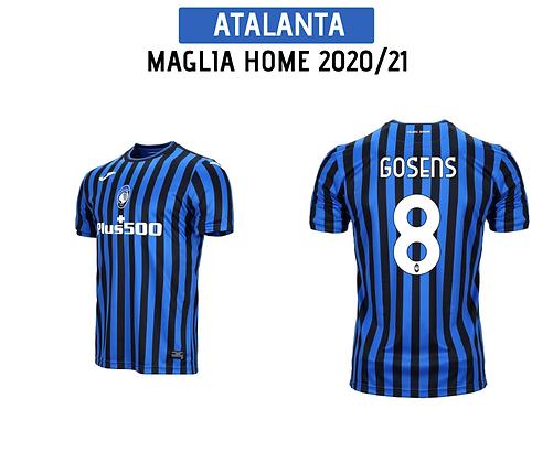 Maglia Home Atalanta 20/21 - GOSENS -SIZE L