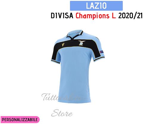 Divisa *Champions League* Lazio - 20/21