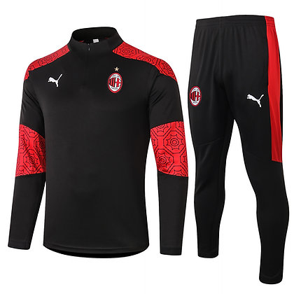 Tuta Training Milan 2021 - Rossoneri