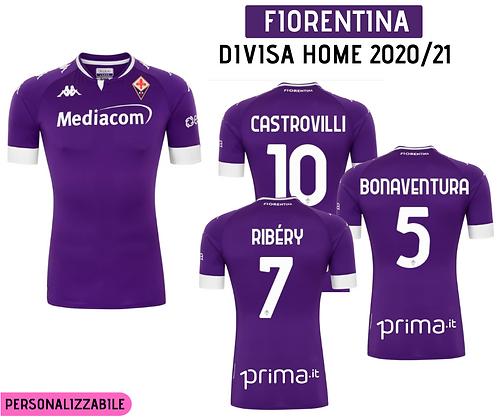 Maglia Home Fiorentina 20/21