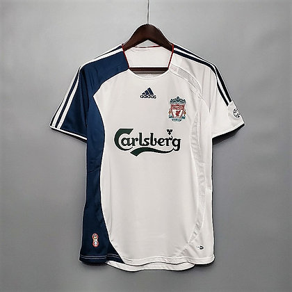 Maglia Storica Liverpool Away 06/07