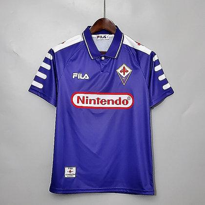 Divisa Storica Fiorentina Home - 98/99 - Batistuta - 9