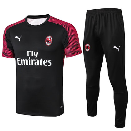 Set Training Milan - Black