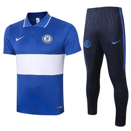 Set Polo Chelsea - Blue/Black