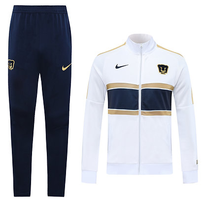 Tuta Rappresentanza Pumas Liga Messicana - White/Navy