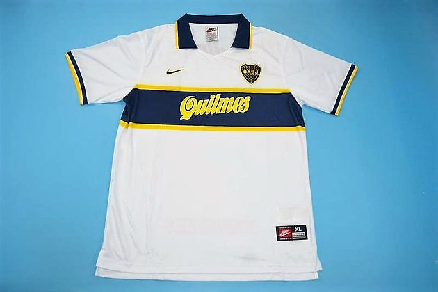 Maglia Storica Boca Juniors Away  96/97