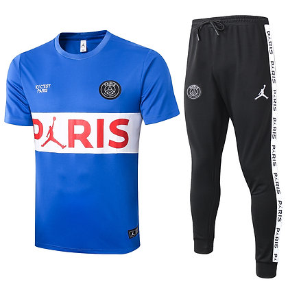 Set Training PSG Jordan - *PARIS* - Blue/Black