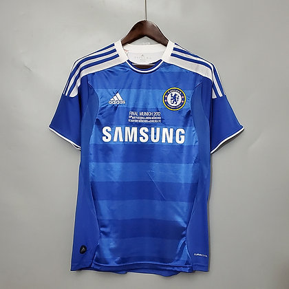 Maglia Storica Chelsea Home 11/12 UCL Final