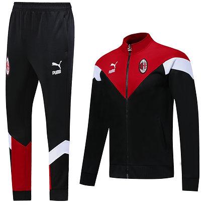Tuta Rappresentanza Square - Milan - Red/Black