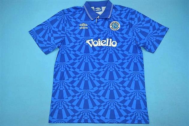 Maglia Storica Napoli Home 91-92