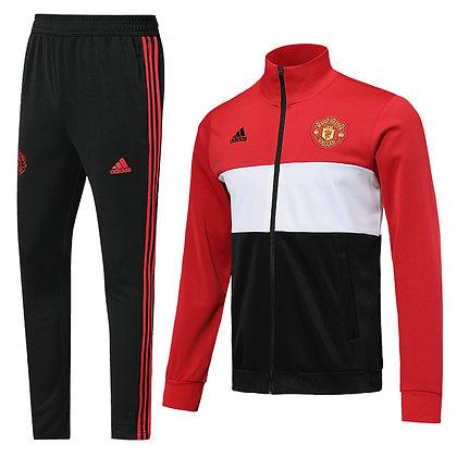 Tuta Rappresentanza Manchester United - Red/Black